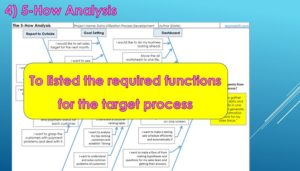5 How Analysis
