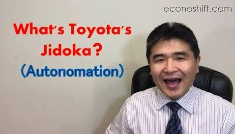 What is Toyota Jidoka (Autonomation)?