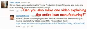 TPS Video Request