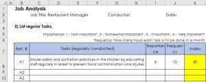 Task Input Example