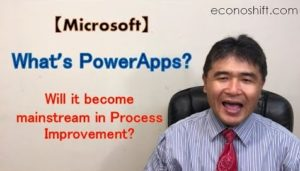 What's 'PowerApps'? Will it become mainstream in Process Improvement?