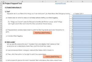 Excel Template Free Downloads | econoshift com