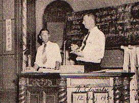 Edwards Deming in Japan