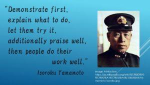 Yamamoto-Isoroku's Words