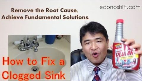 How to fix a clogged sink: Remove the root cause and achieve fundamental solutions