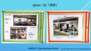 5S「清潔」で使うポスター