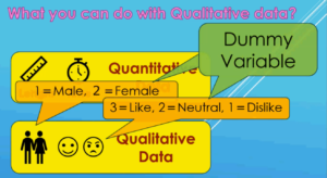 Dummy Variable for Multiple Regression Analysis