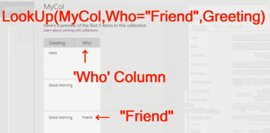PowerApps】 The basics of Collection and the Collect