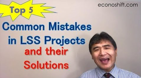 Top 5 Common Mistakes in Lean Six Sigma Projects and their Solutions